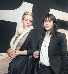 Chantal-Genoud-und-Manuela-Binggeli-Tages-Anzeiger-vom-4.12.10