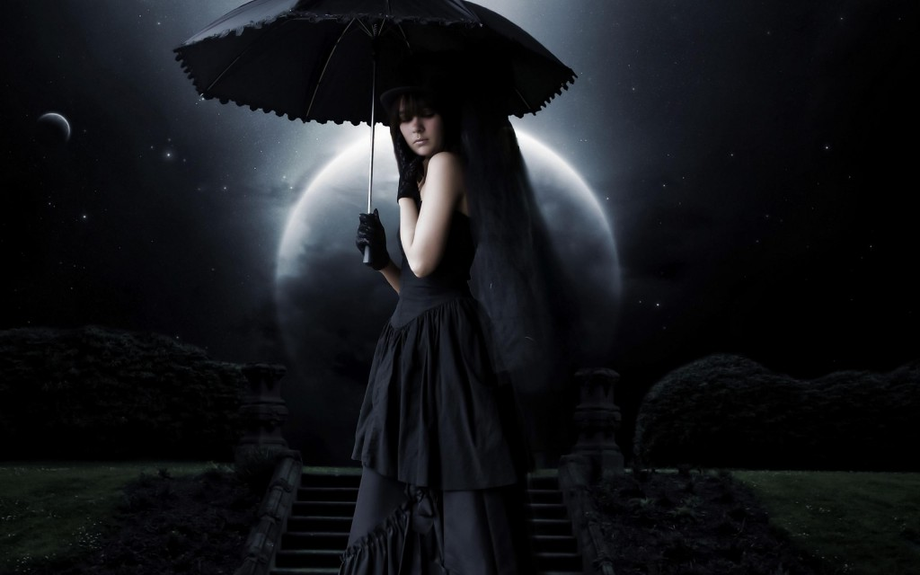 black_mysterious_woman-Beautiful_photo_wallpaper_2560x1600