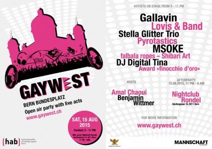 Gaywest Festival