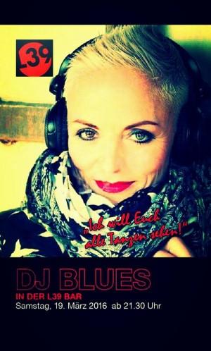DJane Blues aus Köln