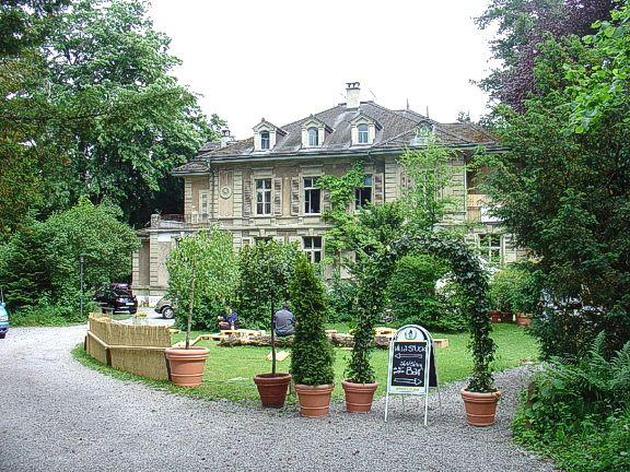 Villa Stucki Bern