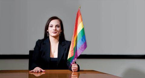 Business rainbow
