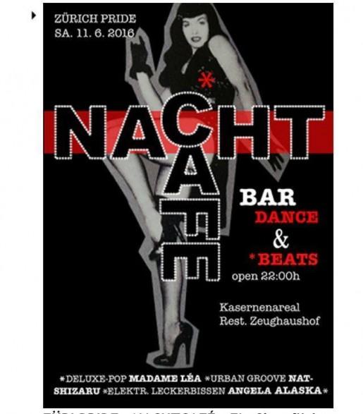 Nacht Cafe