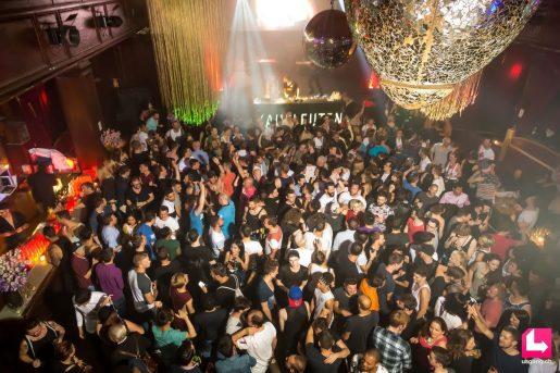 Massig Party People, feiern bis zum Umfallen