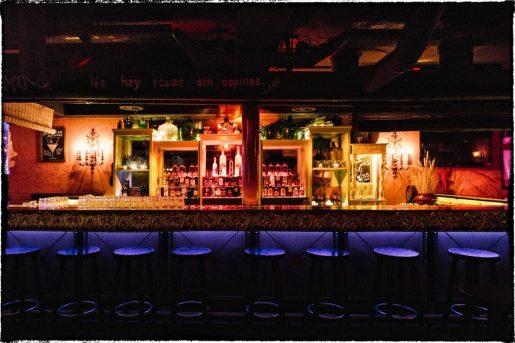 Gefüllte Bars versprechen immer einen feuchtfröhlichen Abend
