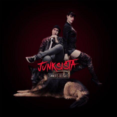 Sinner's Delight, die neue EP von JUNKSISTA