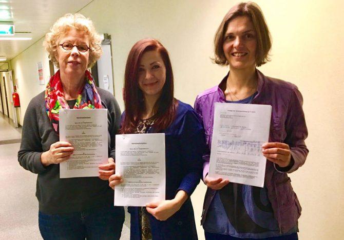 Gründung European Lesbian Conference