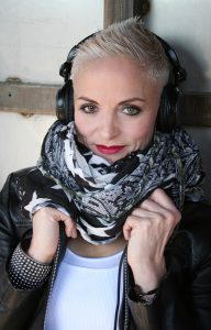 Claudia Lenzen alias DJ Blues