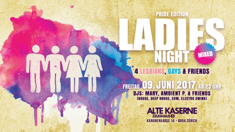 09 Pride Party Kaserne