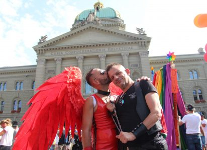 Impression der Pride Ouest 2017