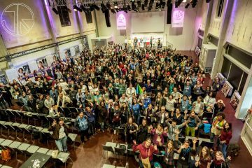 Gruppenfoto European Lesbian*Conference