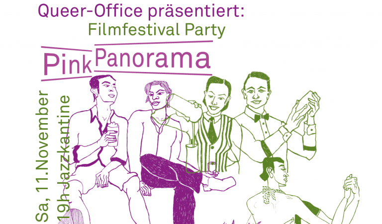 PinkPanorama Party