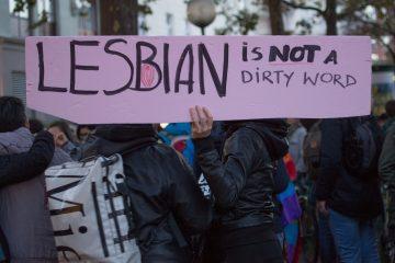 Lesbische Dating-Zitate